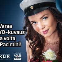 Paras YO-kuva palkitaan iPad Mini 16GB Wifi:llä!