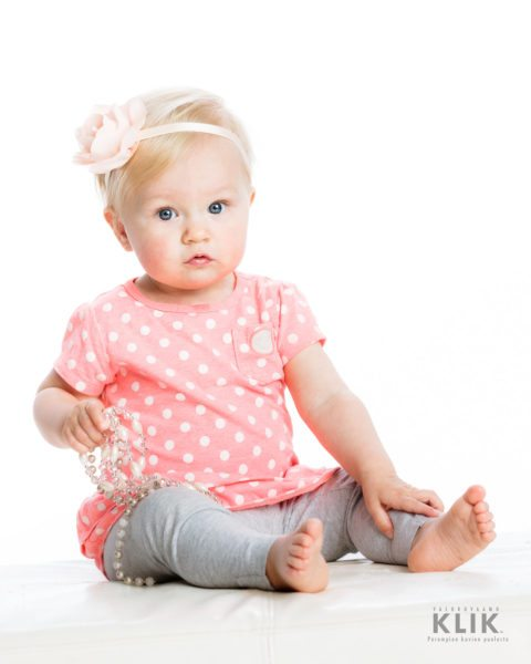Lapsikuvaus studiossa