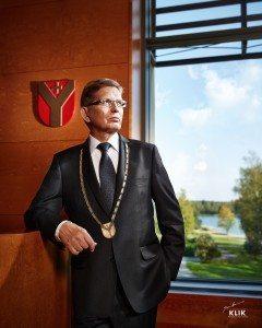 Ylöjärven Kaupunginjohtaja Pentii Sivunen